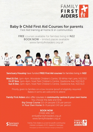 Family First Aiders image
